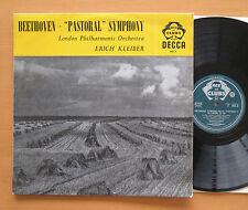 ACL 2 Beethoven Pastoral Symphony no. 6 Erich Kleiber EXCELLENT Decca Grvd Mono