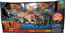 Alphadon, Patchi pachyrhinosaurus, Bulldust - Walking with Dinosaurs 3-pack toys
