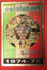 FIGURINA PANINI CALCIATORI 1985/86 1985 1986 N. 323 ALBUM 1974-75 NEW!!