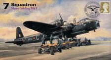 AV600 WWII 7 Squadron WW2 RAF Stirling Bomber cover 2002 Pathfinder postmark