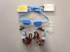 Kit fari XENO xenon H7 55w 6000k 12v lampadina luce HID centraline ballast auto