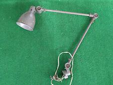 Lampe d'atelier SANFIL J-L Paris années 50/60.