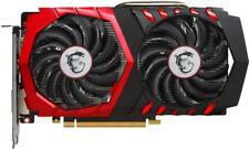 MSI - NVIDIA GeForce GTX 1050 Ti 4GB GDDR5 PCI Express 3.0 Graphics Card - Bl...