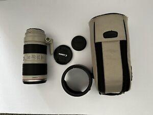 Canon EF 70-200mm f/2.8L IS II USM Camera Lens
