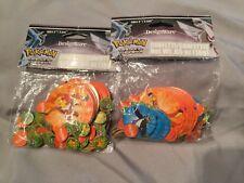 2 Pokemon Pikachu Confetti Decorations Party Supplies Favors. Diamond and pearl