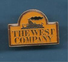 Pin's pin BATEAU A AUBE THE WEST COMPANY (ref