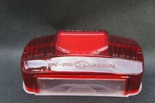 LAMBRETTA Series 3 Rear Tail Light Lens Cover and Gasket