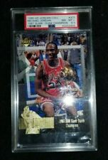 1995 UD Jordan Coll. #JC5  Michael Jordan 1987 Slam Dunk Champion PSA 8.5 NM-MT+