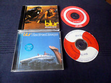 2 CD BLUR Parklife (1994) & The Great Escape (1995) Girls & Boys Country House