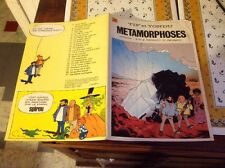 Tif et tondu 28, metamorphoses, édition originale 1980