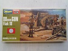 Hasegawa N°10 88mm Gun Flak 18 1:72 Neu & nicht eingetütet - entnazifiziert !