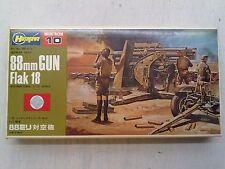 Hasegawa nº 10 88mm Gun Flak 18 1:72 nuevo & no embolsado-entnazifiziert!