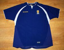 DIADORA SCOTLAND 2003/2005 Home Shirt (Taglia L)