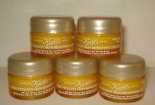 5 Kiehl's Pure Vitality Skin Renewing Cream Travel Size Total 1.25 oz New Kiehls