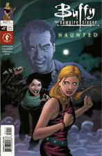 Buffy the Vampire Slayer: Haunted #1A VF/NM; Dark Horse | save on shipping - det