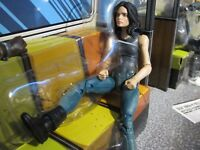 "Marvel Legends 6"" Defenders Jessica Jones SDCC Exclusive Rare New Netflix"