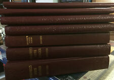 McGuffey's Eclectic Readers: Primer Through the Sixth Revised Editions Hardbacks