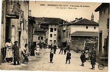 CPA BEAUZAC .- L'avenue de la gare  (191936)