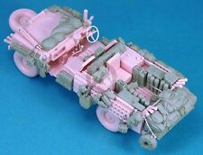 Legend 1/35 British SAS Land Rover Pink Panther Stowage Set (for Tamiya) LF1261