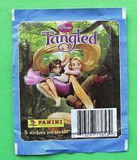 PANINI...DISNEY  2010...TANGLED.....X 1 UNOPENED PACKET...... VG