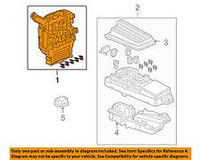 HONDA OEM 03-05 Accord Electrical-Fuse Box Main 38200SDNA22