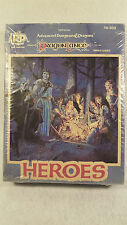 Ral Partha AD&D Dragonlance Heroes rare Miniatures Box Set  SEALED NEW