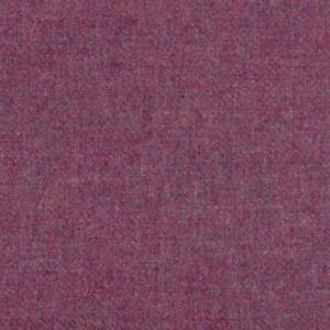 Abraham Moon Fabric 100% Pure Wool Heather Purple Plain Weave Ref 1881/36