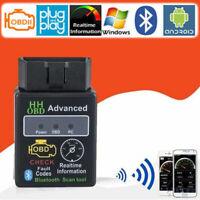 Obd2 OBDII elm327 Bluetooth car scanner auto diagnostic scan tool code reader
