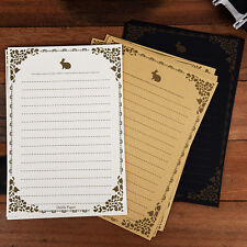 New 8 Pages/Set Lace Ancient Rhyme Elegant Stationery Letter Paper Writing Paper