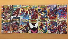 Maximum Carnage 1-14  Web of Spider-Man Venom VF/NM Comics Comic Book Lot of 14