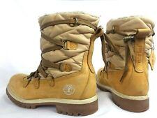 Timberlands Boots Size 7 1/2 M Men Drawsrtap  Moon Boots 24070 0940