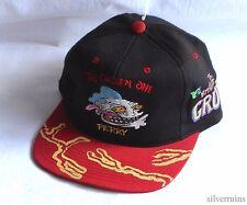 THE BROTHERS GRUNT Vintage Hat 90's Snapback Baseball PERRY MTV Cartoon 1994