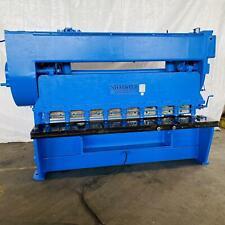 8 X 14 Steelweld 4b 8 Mechanical Shear Stock 0415921
