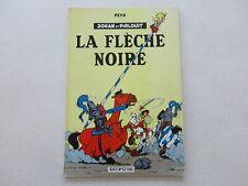 JOHAN ET PIRLOUIT T7 BE/TBE SIRE DE MONTRESOR REEDITION BELGE 1963