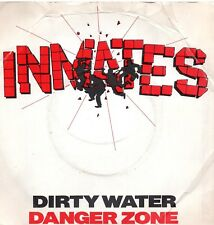 "INMATES - DIRTY WATER - PS - 70's - 7"" VINYL"