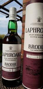 Laphroaig Brodir Batrch 2   0,7l mit 48 %   mittlerweile rar