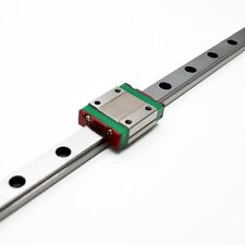 MGN9 L300mm Linear Motion Guide Rail&2pc Slider Block MGN9C Carriage CNC
