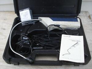 INFICON D-TEK Select Refrigerant Leak Detector w/AC & Car Charger 712-202-G1 R22