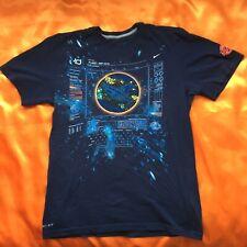 Nike ACG área 72 Galaxy pistola de rayos Kevin Durant Kd V 5 Dri-Fit T-shirt Tamaño Pequeño