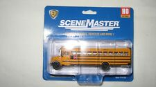 Walthers HO International CE School Bus Yellow #949-11701