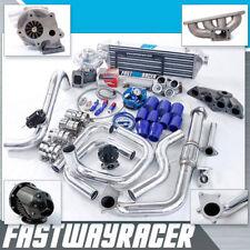 EF EG EK DA DC2 B16 B18 B16A B16B T3/T4 T04E T3 Turbo Kit Cast Turbo Manifold SI
