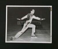 "Vintage Ice Capades Member ""JOEY"" Skating Media Autographed Photo"