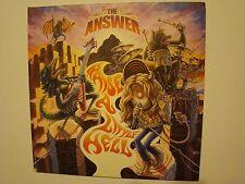 The Answer  – Raise A Little Hell - 2 LP VINYL