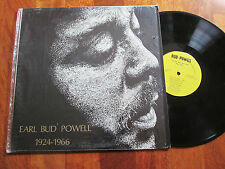 EARL BUD POWELL At The Blue Note Cafe Paris LP ESP DISK USA KENNY CLARKE