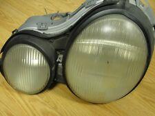 Mercedes 2003-06 E-Class Left LH Driver Side Halogen Headlight Assembly OEM