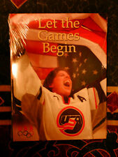 Let the Games Begin : The Salt Lake 2002 Winter Olympics Preview by Douglas...