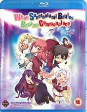 WHEN SUPERNATURAL BATTLES BECOME Blu-Ray NEW