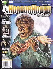 HORRORHOUND # 50 HORROR MAGAZINE BABADOOK GHOSTBUSTERS VIDMARK TRIMARK VHS