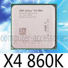 AMD Athlon X4-860K 3.7GHz 4MB SocketFM2+ 95W CPU Processor
