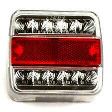 Anhänger Rücklicht  LED  Rückleuchten  Licht Leuchte beleuchtung LED E4